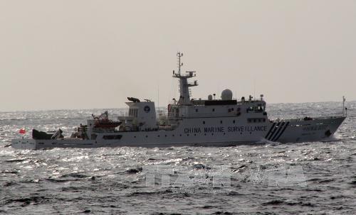 Tin tức tình hình Biển Đông trưa 04-12-2017: Chiến hạm hộ vệ tên lửa tàng hình săn ngầm mới nhất của Trung Quốc bị bắn chìm trước khi nhìn thấy đối thủ