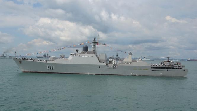 Đông Nam Á tăng cường hợp tác an ninh biển