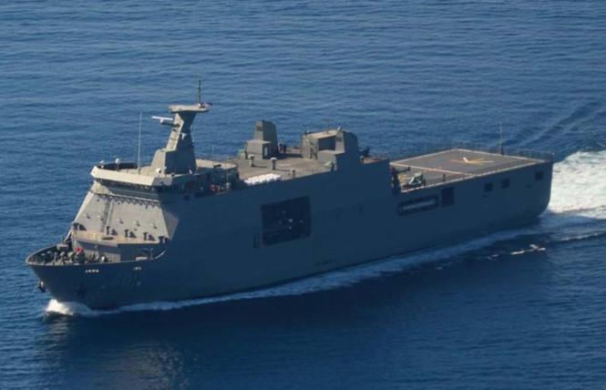 Indonesia giao tàu đổ bộ cho Philippines