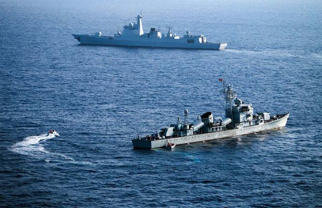 Tin tức tình hình Biển Đông trưa 10-09-2017: Việt Nam Phân tích chỉ ra tử huyệt của hải quân Trung Quốc ở biển Đông