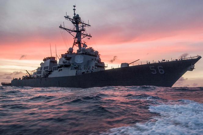 Giải mã tên chiến hạm Mỹ