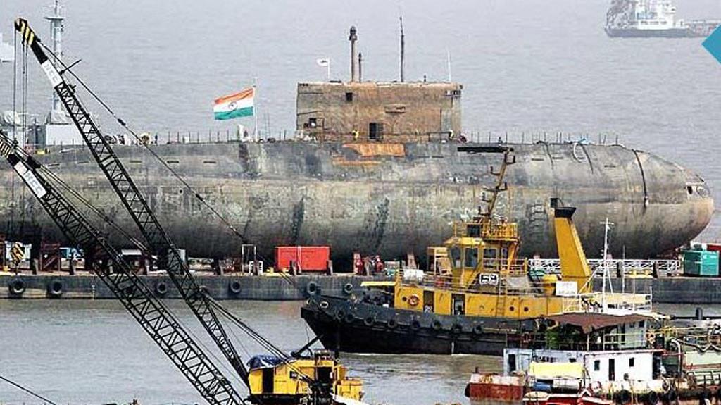 Tàu ngầm Kilo Ấn Độ an nghỉ dưới 3.000 m nước biển - ảnh 1