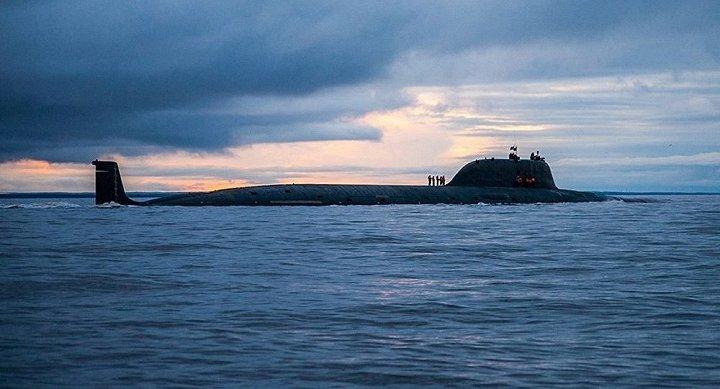 Tàu ngầm hạt nhân Nga diệt mục tiêu bằng tên lửa hành trình