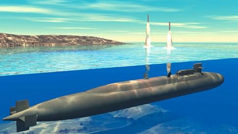 Tàu ngầm Ohio, kho tên lửa Tomahawk dưới lòng biển