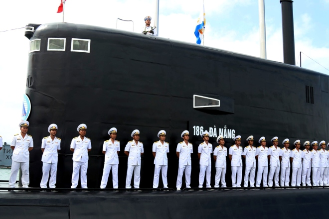 Hạm đội tàu ngầm Kilo 636 Việt Nam đã sẵn sàng bảo vệ Tổ quốc