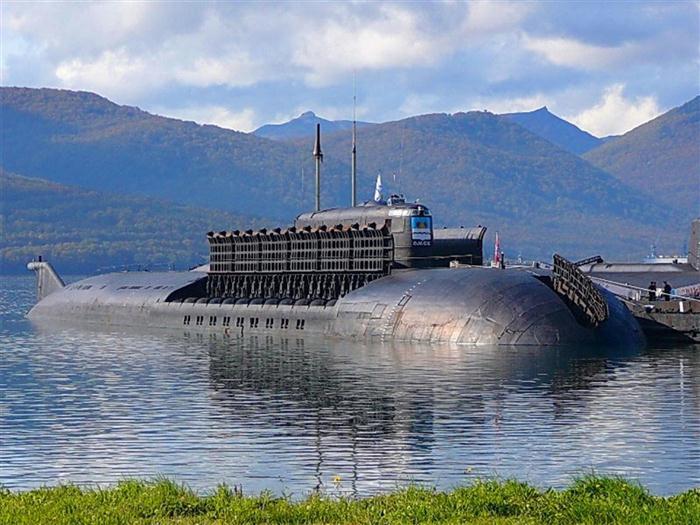 Những tàu ngầm uy lực nhất trong biên chế hải quân Nga