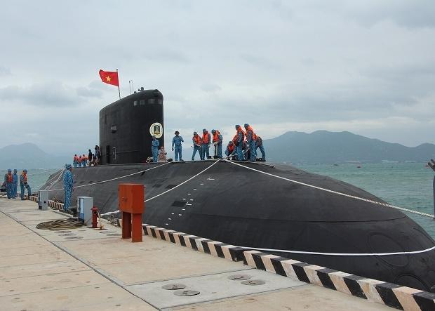 So sánh sức mạnh tàu ngầm kilo 636MV của Việt Nam với 636MK của Trung Quốc