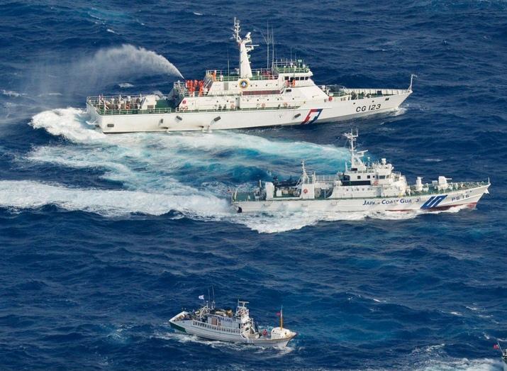 Nhật sẽ tăng cường sức mạnh phòng vệ biển?