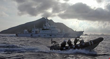 Nhật Bản đóng hạm đội tàu chiến 3 tỉ USD