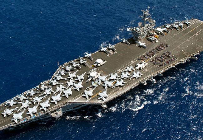 Tàu sân bay Mỹ sẽ gây ra 'thảm kịch' ở bán đảo Triều Tiên?