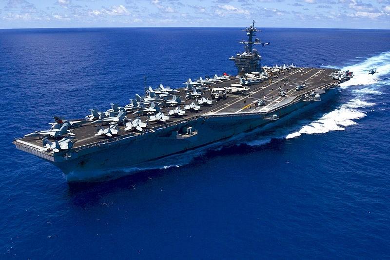 Tin tức tình hình Biển Đông sáng 12-08-2017: Mỹ cho tàu sân bay thăm Việt Nam để tỏ quyết tâm can dự bảo vệ tự do hàng hải trên Biển Đông
