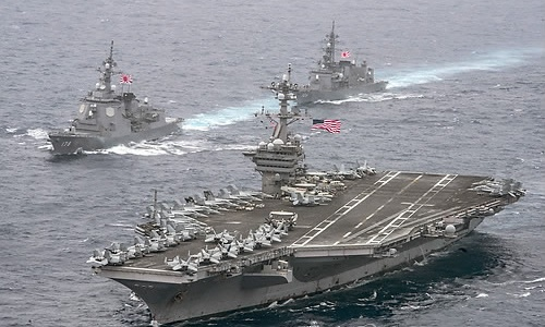 Tin tức tình hình Biển Đông 26-05-2017: Chuyên gia dự báo ngày Mỹ tấn công Triều Tiên sắp tới gần