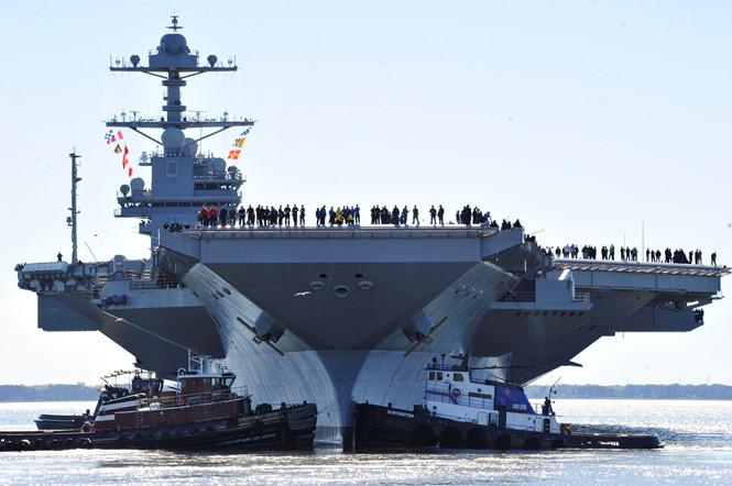 Tin tức tình hình Biển Đông 11-10-2017: Nguy cơ xung đột khi Mỹ chơi rắn với Trung Quốc ở BIển Đông