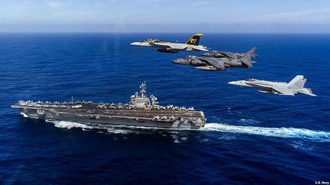 Mỹ tung đòn liên tiếp vào Trung Quốc