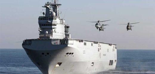 'Nắn gân' Trung Quốc, chiến hạm Pháp tới Thái Bình Dương tập trận với Mỹ, Nhật và Anh