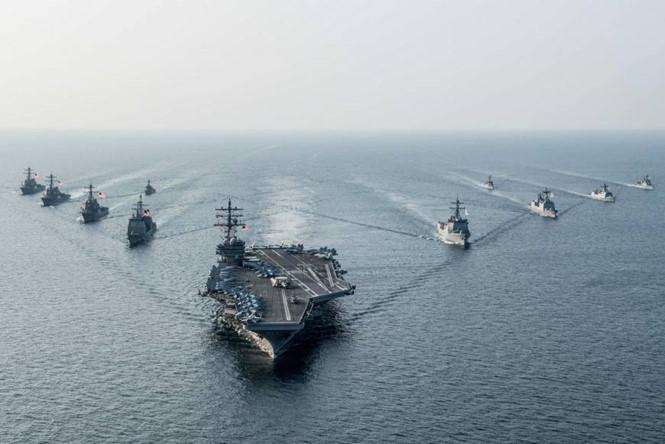 Tình hình căng thẳng trên bán đảo Triều Tiên 25-05-2017