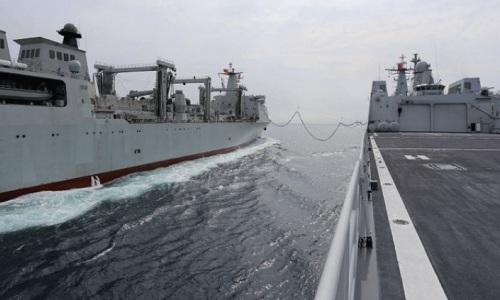 Tin tức tình hình Biển Đông trưa 08-06-2017: Trung Quốc thử tàu tiếp tế 40.000 tấn - càng lộ rõ âm mưu độc chiếm biển Đông