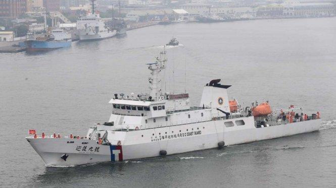 Đài Loan bắt ngư dân Trung Quốc