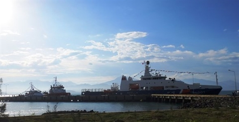 Cảnh sát biển Việt Nam có thêm Hải đoàn tàu tuần tra