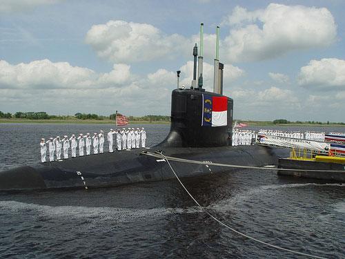Mỹ tăng số lượng tàu ngầm đến biển Đông và biển Hoa Đông