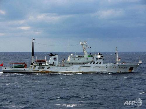 Nhật 'siết' an ninh quanh đảo tranh chấp với Trung Quốc