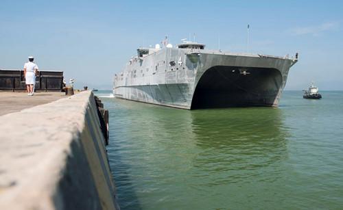 Chương trình Đối tác Thái Bình Dương rời Đà Nẵng đến Nha Trang