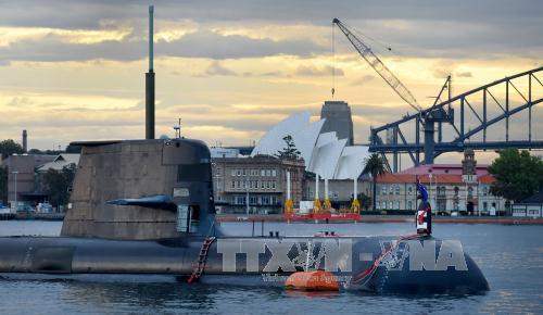 Cuộc chạy đua tàu ngầm dấy lên lo ngại an toàn tại châu Á