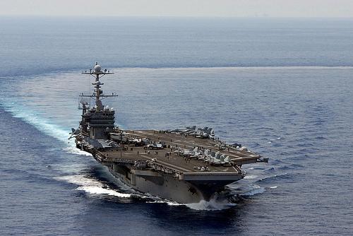 Trung Quốc cáo buộc Mỹ khuấy động Biển Đông