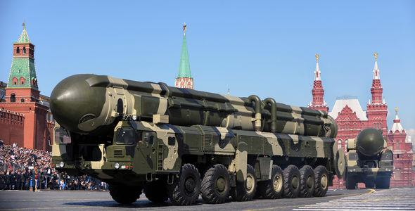 Nga khoe gần 100% tên lửa đạn đạo sẵn sàng chiến đấu ngay lập tức