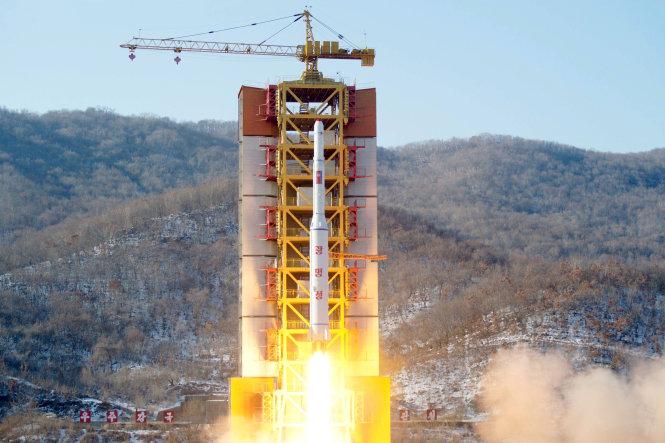 Tình hình căng thẳng trên bán đảo Triều Tiên trưa 30-08-2017: