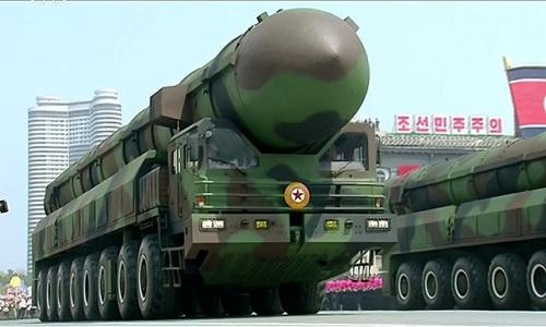 Tình hình căng thẳng trên bán đảo Triều Tiên 01-06-2017