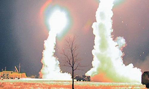 Nga sẽ phóng 500 tên lửa trong cuộc diễn tập phòng không