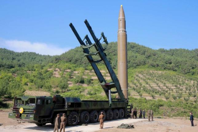 Tình hình căng thẳng trên bán đảo Triều Tiên chiều 12-07-2017: Trung Quốc ra tuyên bố bất thường về vấn đề hạt nhân Triều Tiên