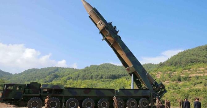 Tin tức tình hình Biển Đông tối 15-07-2017:Triều Tiên thử thành công tên lửa đạn đạo liên lục địa - Mỹ và Trung Quốc rối như tơ vò