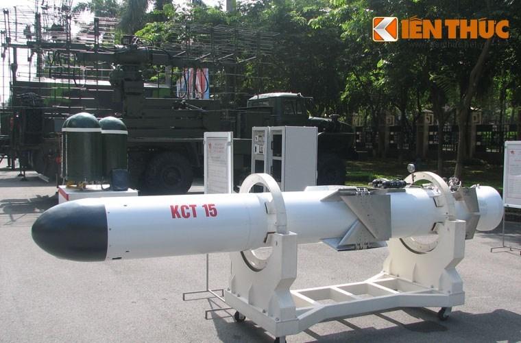 Việt Nam tự nâng tầm tên lửa cho tàu tia chớp Molniya Việt Nam