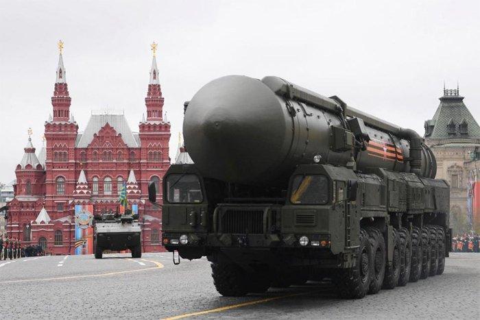 Tên lửa tàng hình giúp Nga diệt IS từ 4.500 km