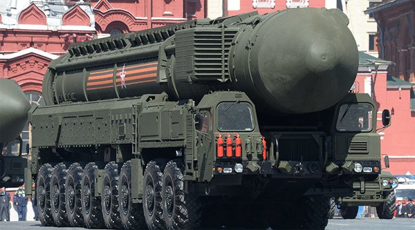Nga, quân đội Nga, tên lửa Nga