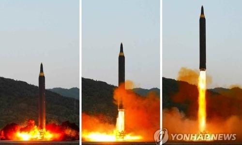 Tin tức tình hình Biển Đông  trưa 18-05-2017: Tên lửa Triều Tiên vừa phóng khủng khiếp đến đâu