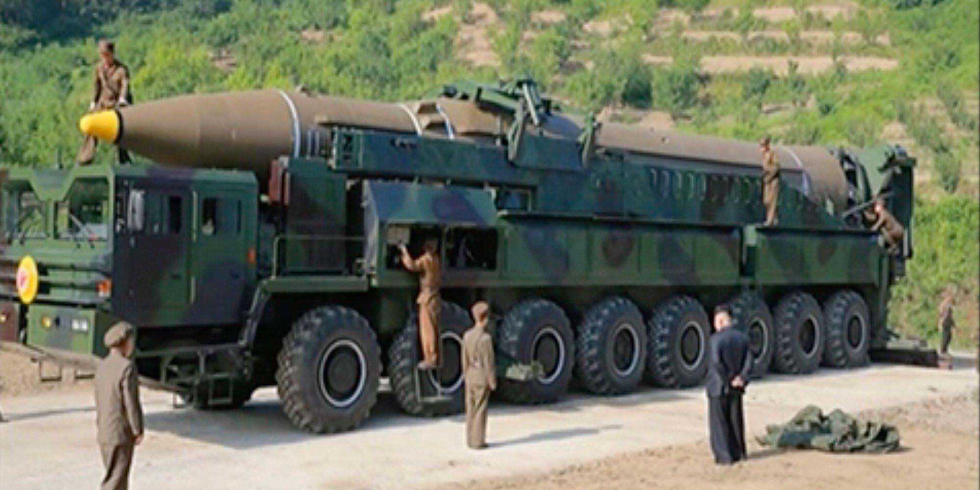 Tình hình căng thẳng trên bán đảo Triều Tiên chiều 07-08-2017