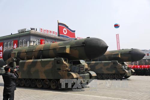 Tình hình căng thẳng trên bán đảo Triều Tiên trưa 02-05-2017