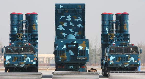 Báo Nga nói sự thật sức mạnh tên lửa s300, s400,HQ9 của Trung Quốc