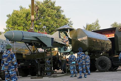 Tên lửa 'hiếm' trang bị cho tổ hợp 4K51 Rubezh Việt Nam