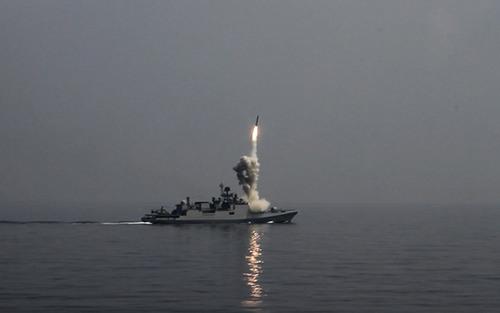 Tên lửa đối đất siêu thanh Ấn Độ diệt mục tiêu cách 400 km