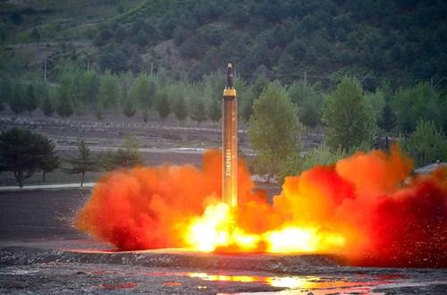 Tình hình căng thẳng trên bán đảo Triều Tiên chiều 24-06-2017