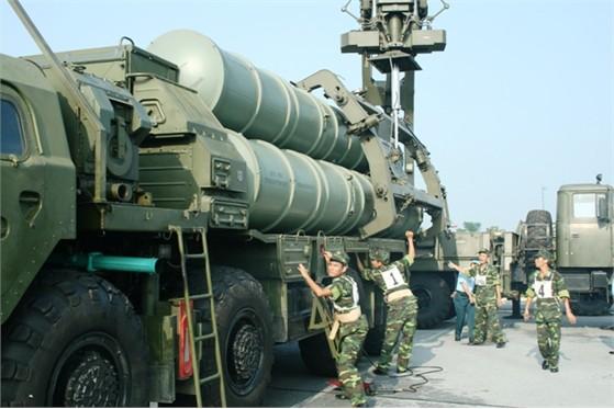 Hình ảnh chưa từng công bố về tên lửa S – 300 của Việt Nam