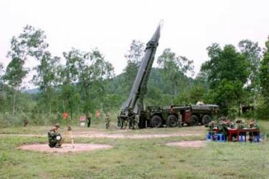 Tên lửa Scud của Việt Nam: Lữ đoàn Tên lửa 490