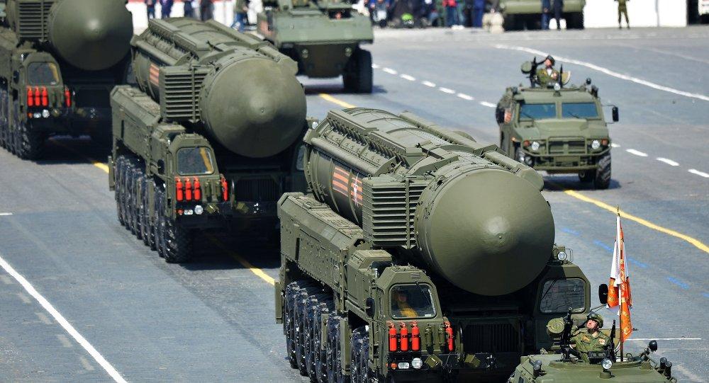 'Đoàn tàu tử thần' mang tên lửa hạt nhân của Nga sẽ ra mắt vào năm 2019