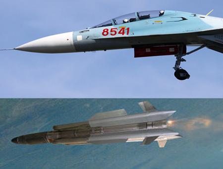 Tên lửa Việt Nam đã có 'cặp đôi hoàn hảo'