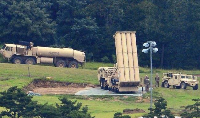 Tin tức tình hình Biển Đông trưa 30-10-2017: Hàn Quốc bác tin muốn xin lỗi Trung Quốc về triển khai hệ thống đánh chặn tên lửa Thaad