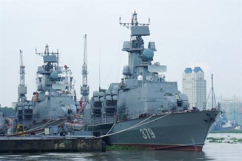 Tin tức tình hình Biển Đông trưa 13-07-2017: Hà Lan thỏa thuận đóng 6 tàu cảnh sát biển đa năng cho Việt Nam